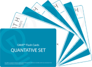 GMAT Quant Flashcards